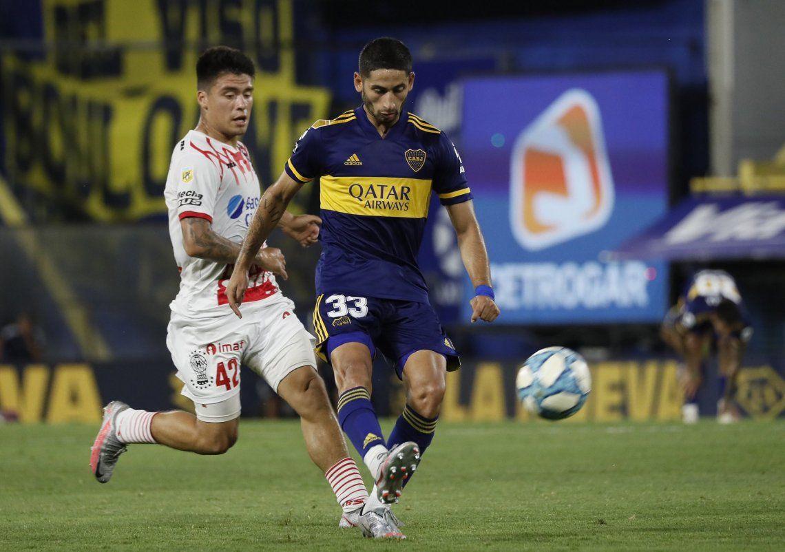 Alan Varela sueña con jugar su primer Boca - River en Primera división