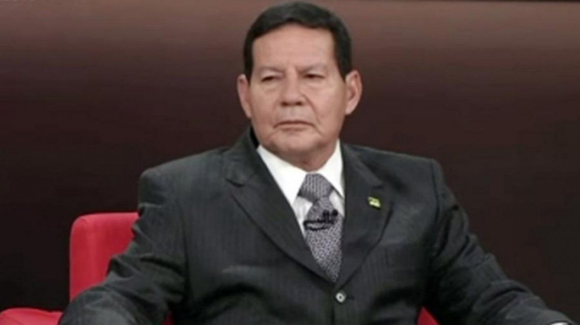 Hamilton Mourao