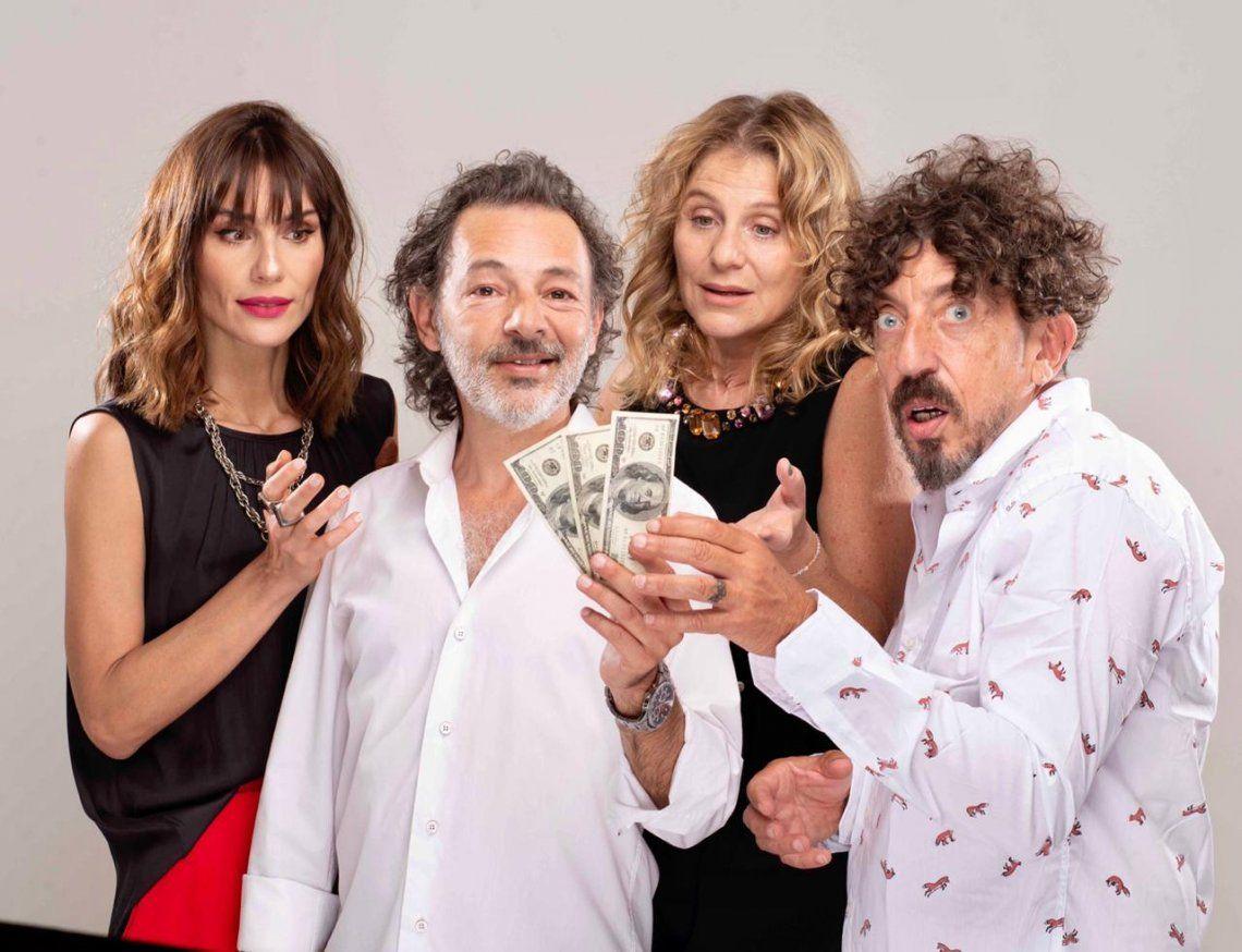 Teatro: el elenco de El test que se presentará en Carlos Paz