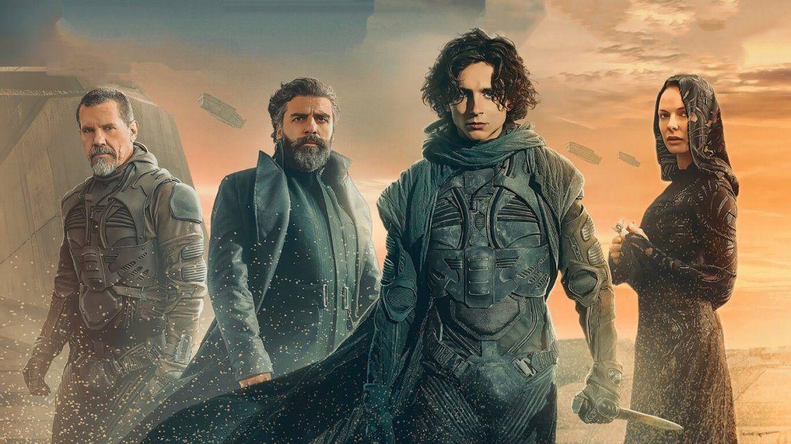 Dune: Los productores denunciarían si se estrena por stream.