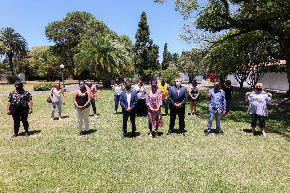Anunciaron puesta en marcha del proyecto de urbanización de Villa Azul