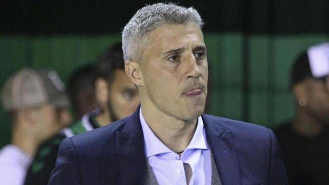 Hernán Crespo es uno de los candidatos para dirigir a Racing