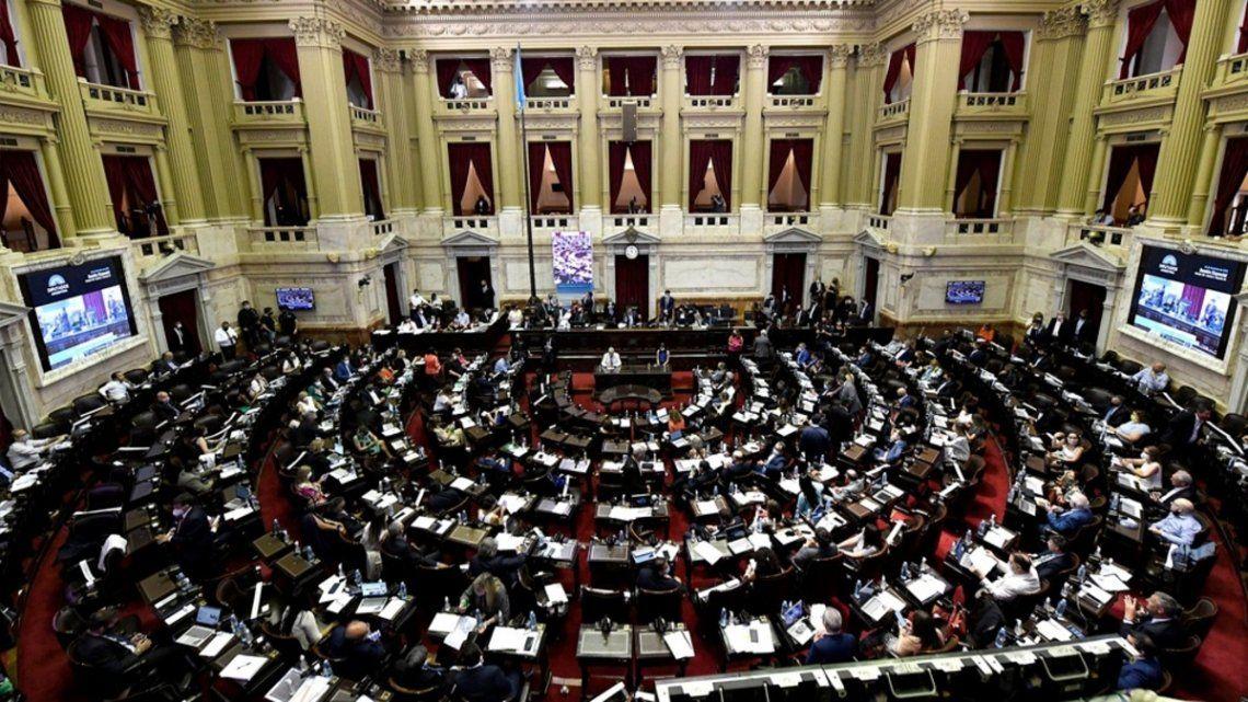 La Camara de Diputados aprobó el proyecto de movilidad jubilatoria