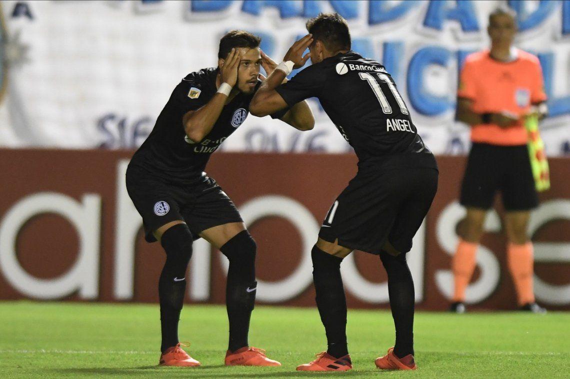 San Lorenzo logró un triunfo con sabor a hazaña en Tucumán
