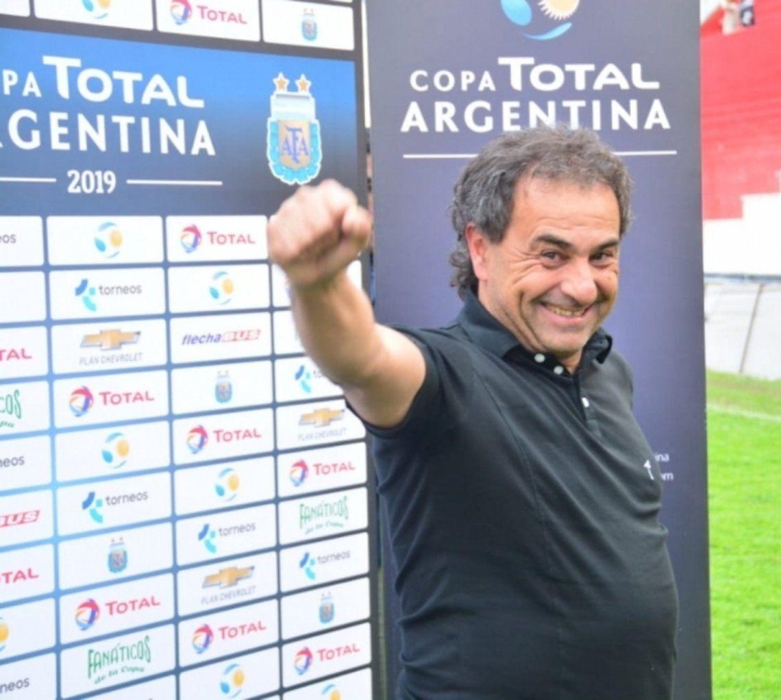 Gustavo Coleoni vuelve al club donde obtuvo el ascenso a primera división en 2019.