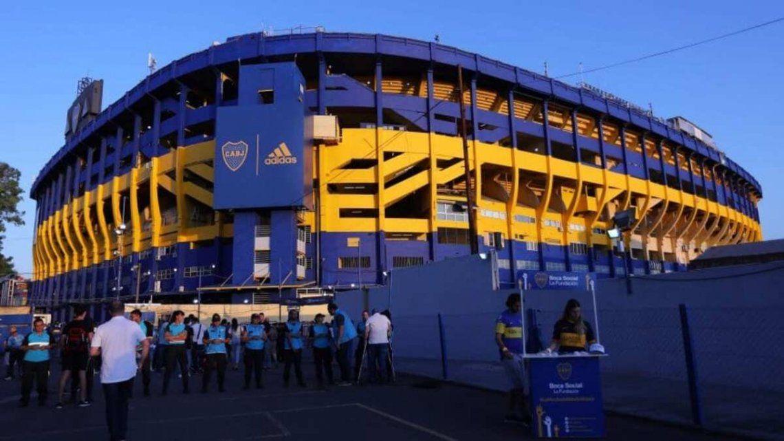 La Bombonera será sede el sábado de una nueva edición de un Boca-River