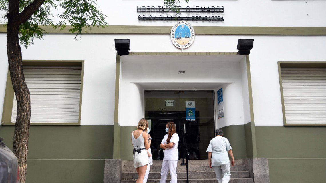 Año Nuevo: Informe de heridos en hospitales porteños