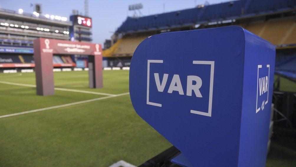 Todo está dado para que el VAR se utilice en Argentina desde el segundo semestre de 2021