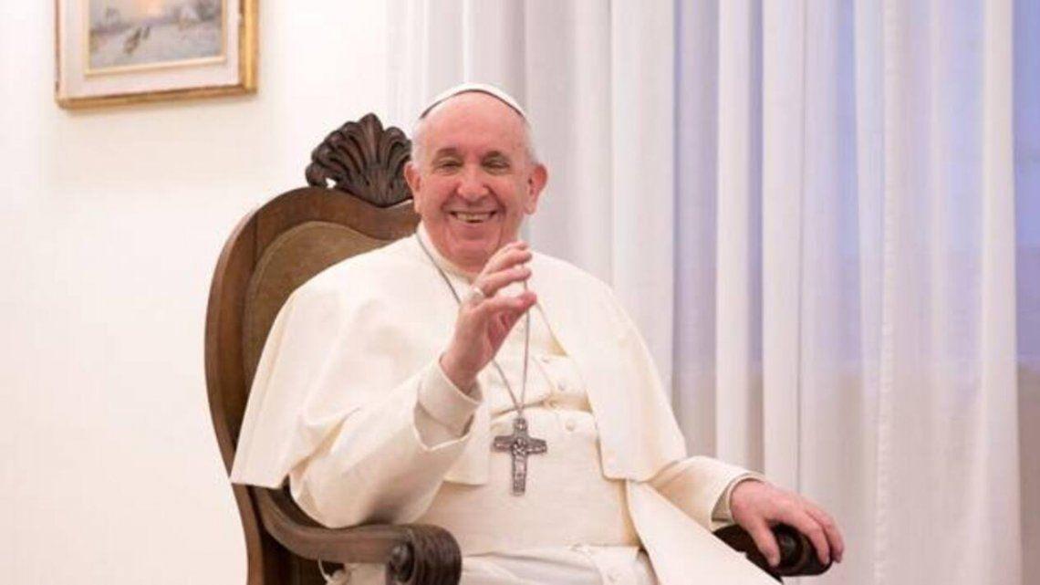 El Papa Francisco recordó a Diego Maradona