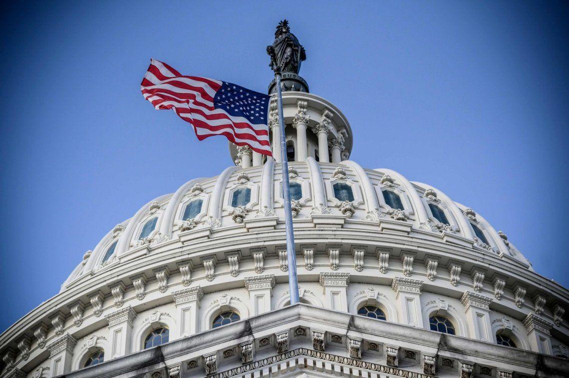 Estados Unidos: El Senado con mayoría republicana votó en contra de Trump