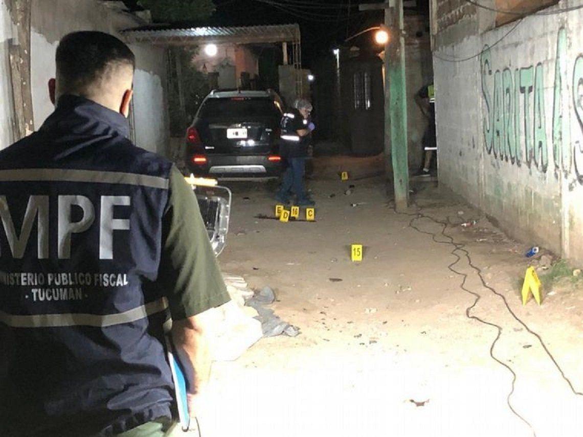 Tucuman: una mujer embaraza resulto muerta de un tiro en el cuello