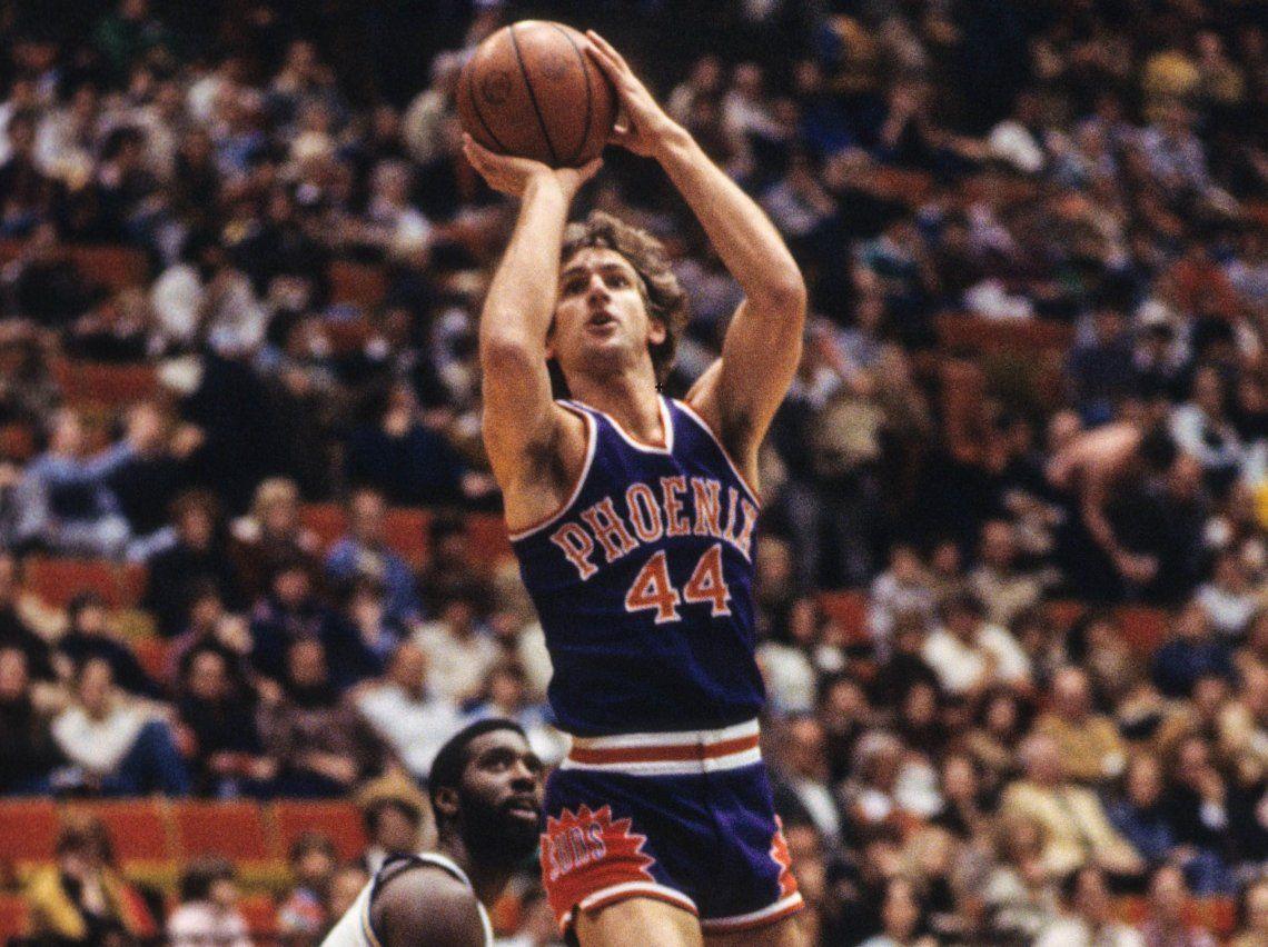 Paul Westphal fue entrenador y jugador de los Suns