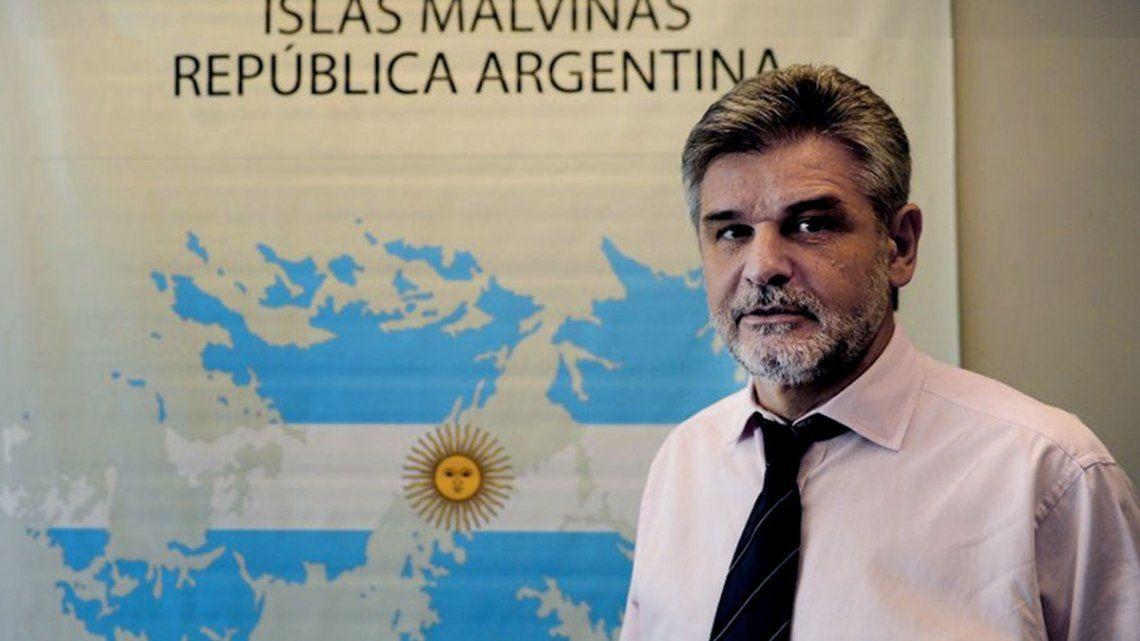 Filmus reafirmó que la Causa Malvinas volvió a ser política de Estado