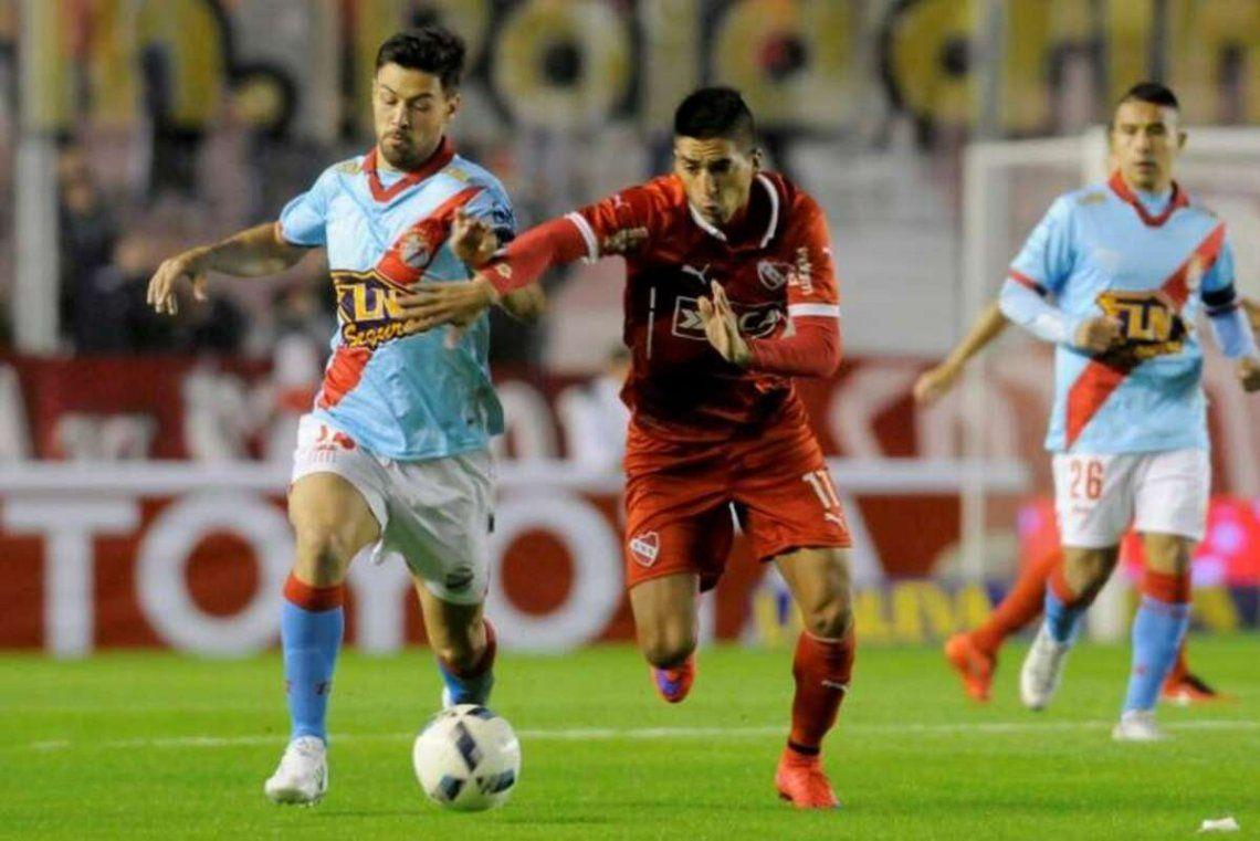 Independiente recibe a Arsenal en el Libertadores de América