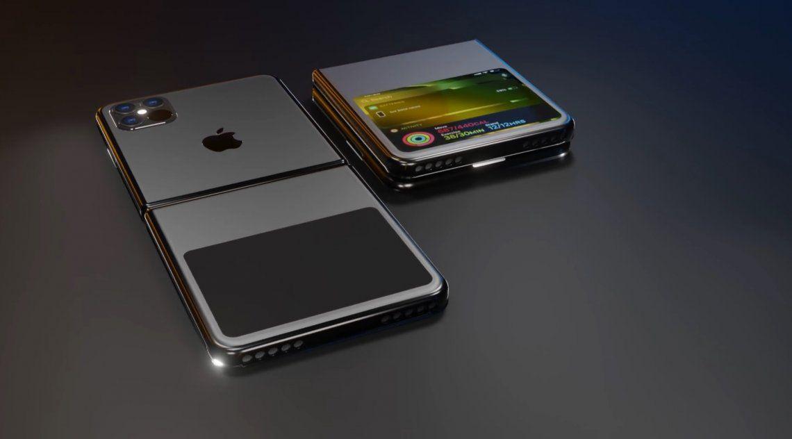 iPhone: ¿Se viene el nuevo teléfono plegable de Apple?