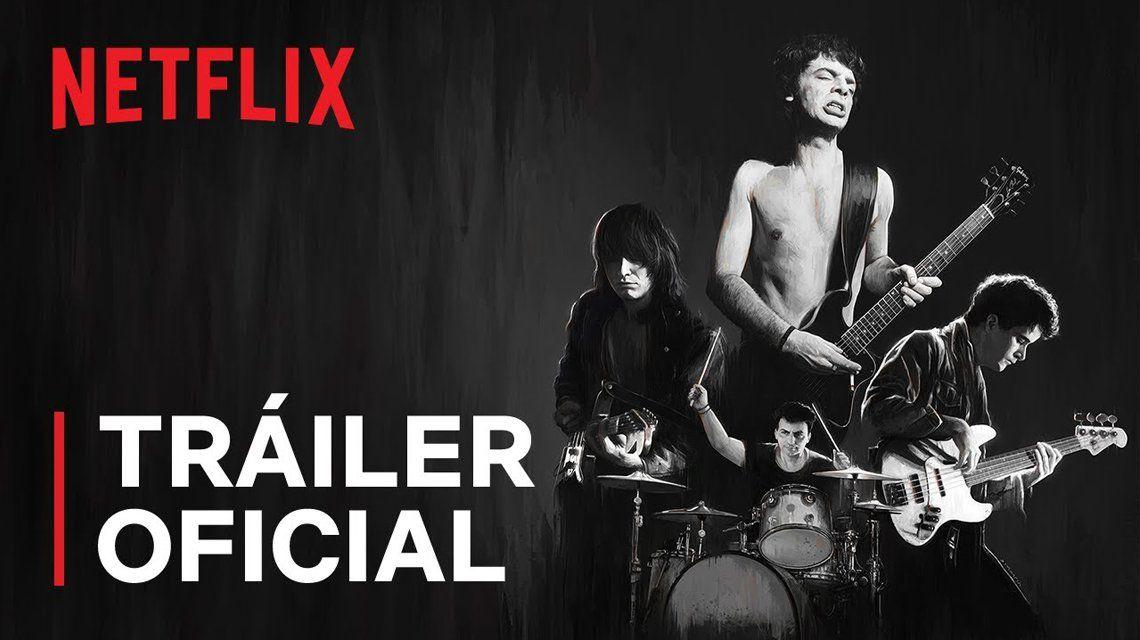 Netflix: Rocanrol Cowboys