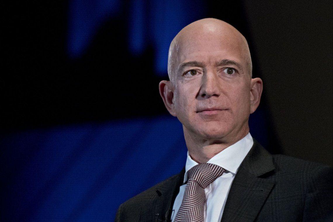 Jeff Bezos volvió a ser el hombre más rico del mundo
