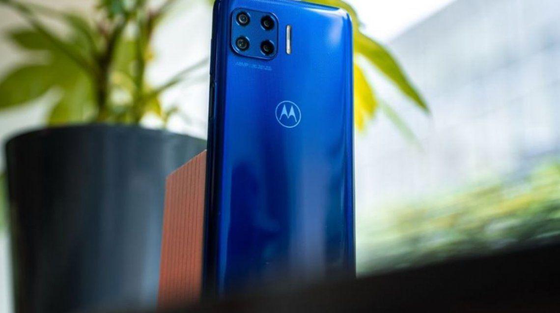 Motorola: nuevo móvil potente, barato y con conectividad 5G
