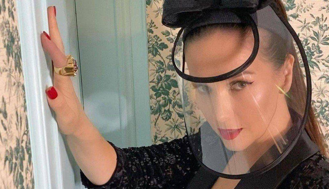 Natalia Oreiro y su romance con Rusia