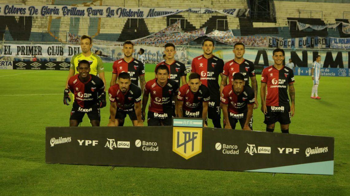 Colón de santa Fe sumó su primer triunfo en la segunda fase de la Copa Diego Armando Maradona