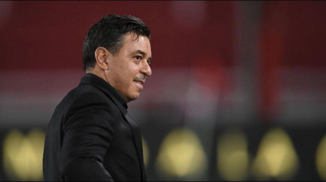Marcelo Gallardo reconoció que su equipo cometió gruesos errores