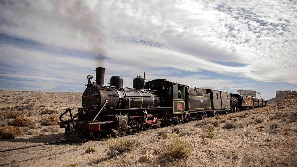 La Trochita retomará su actividad turística desde el próximo sábado 23 de enero