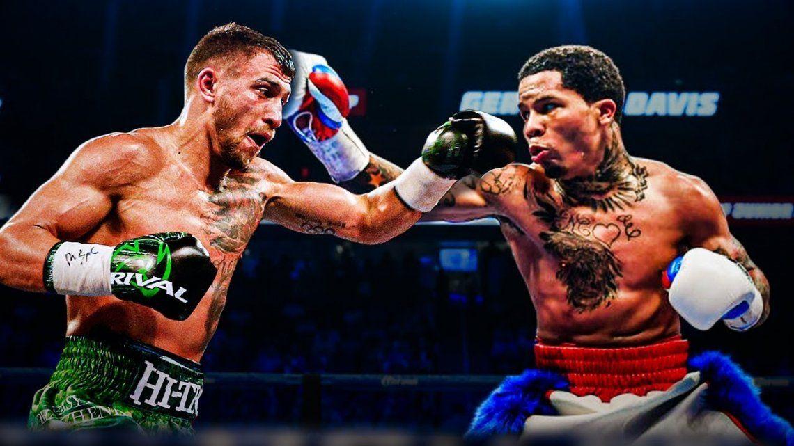 Boxeo en 2021: Lomachenko quiere enfrentar a Gervonta Davis