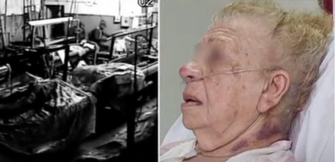 Bernal: Torturan a una mujer de 93 años durante un robo