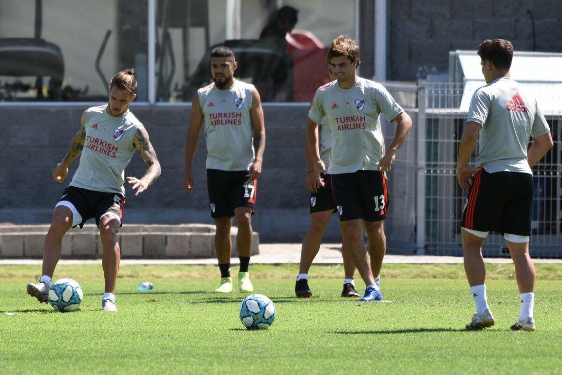 Con la mira puesta en Palmeiras