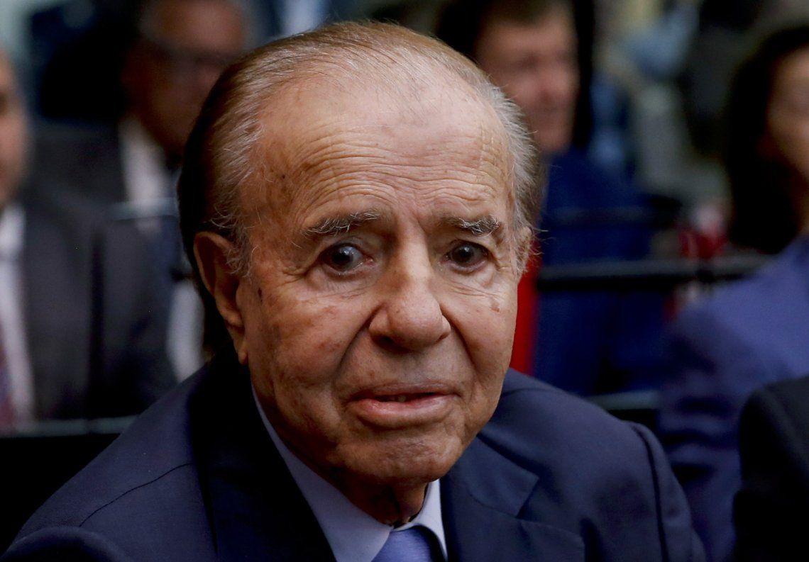 Carlos Menem falleció este domingo en la Ciudad de Buenos Aires.