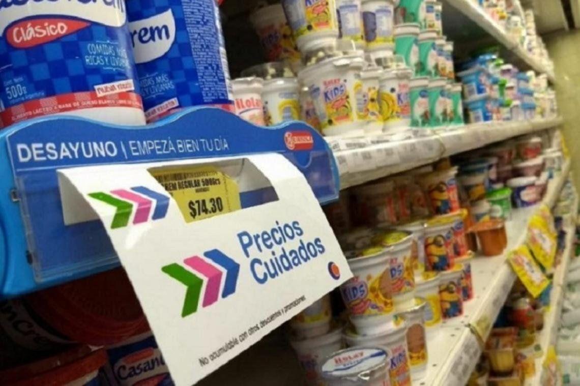 Precios Cuidados se renueva con mas cantidad y variedad de productos