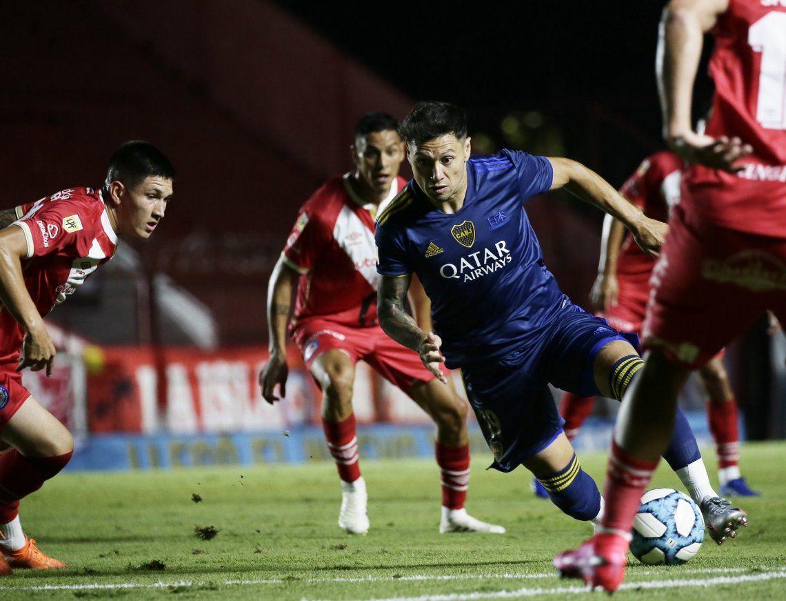 Mauro Zárate se reencontró con el gol tras larga separación