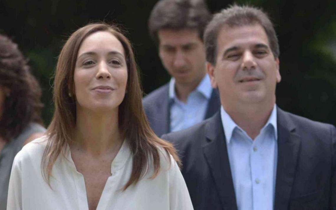 Cristian Riton prefere a María Eugenia Vidal como candidata presidencial de JxC