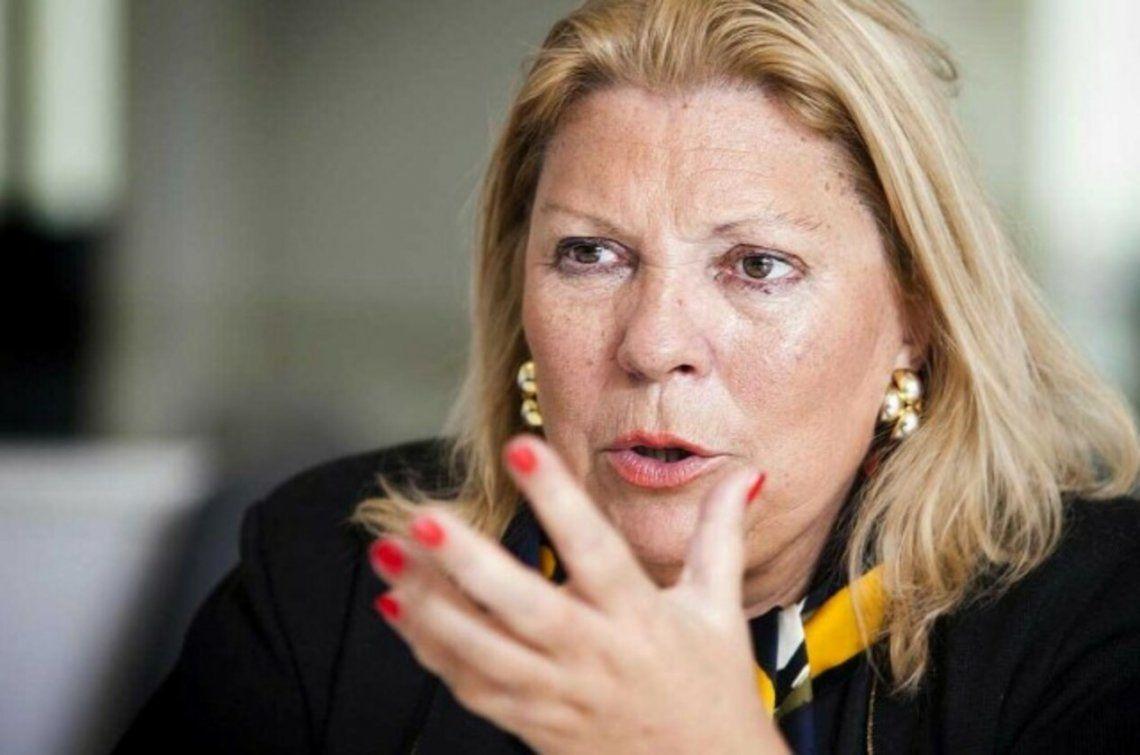 Elisa Carrió ofrece un nuevo curso: Liderazgos