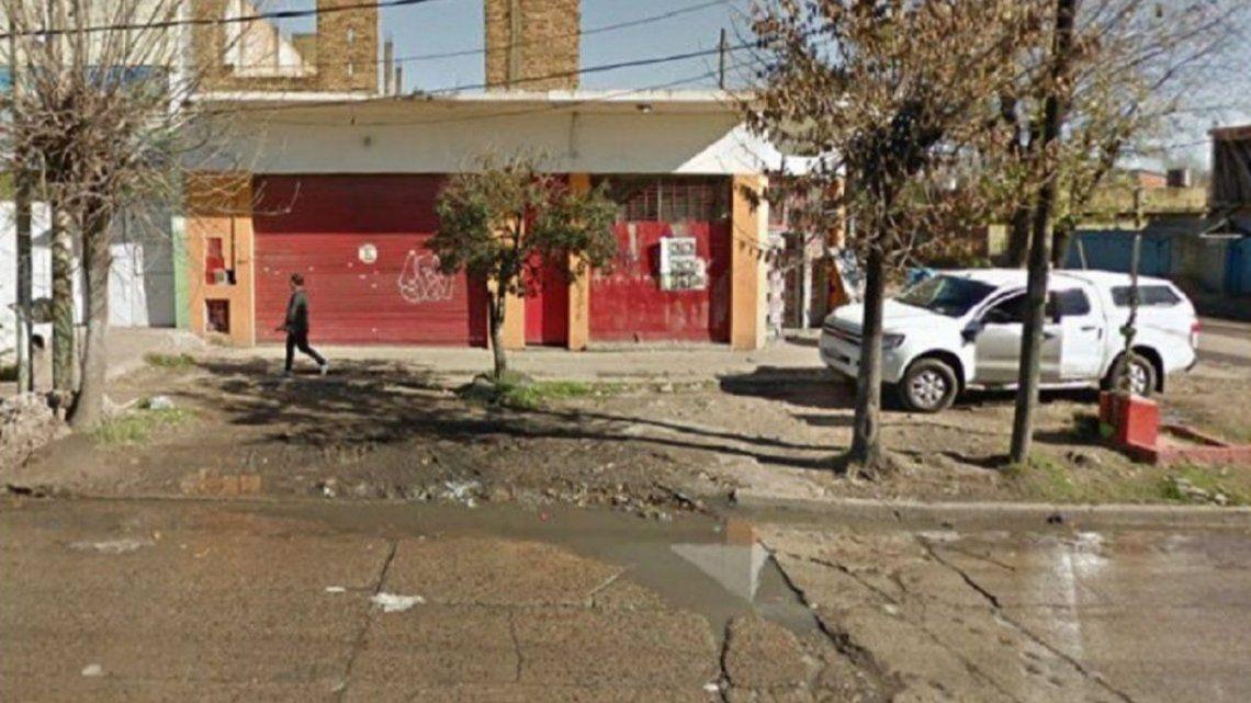 Almirante Brown: El comercio asaltado de la calle El Cóndor al 3500