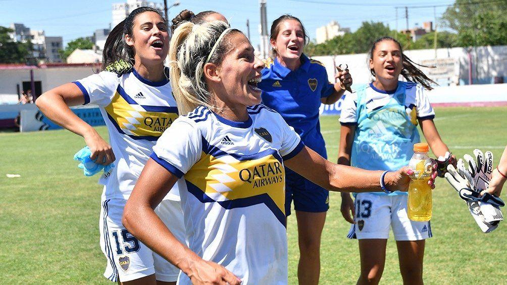 Boca venció a San Lorenzo y habrá superclásico en la final.