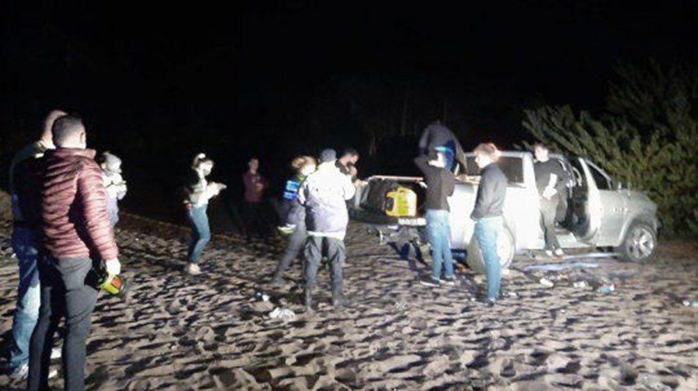 Martín Yeza indicó que durante la noche del sábado se realizaron un total de 30 inspecciones para evitar fiestas clandestinas y se desarticuló una en el límite del distrito.