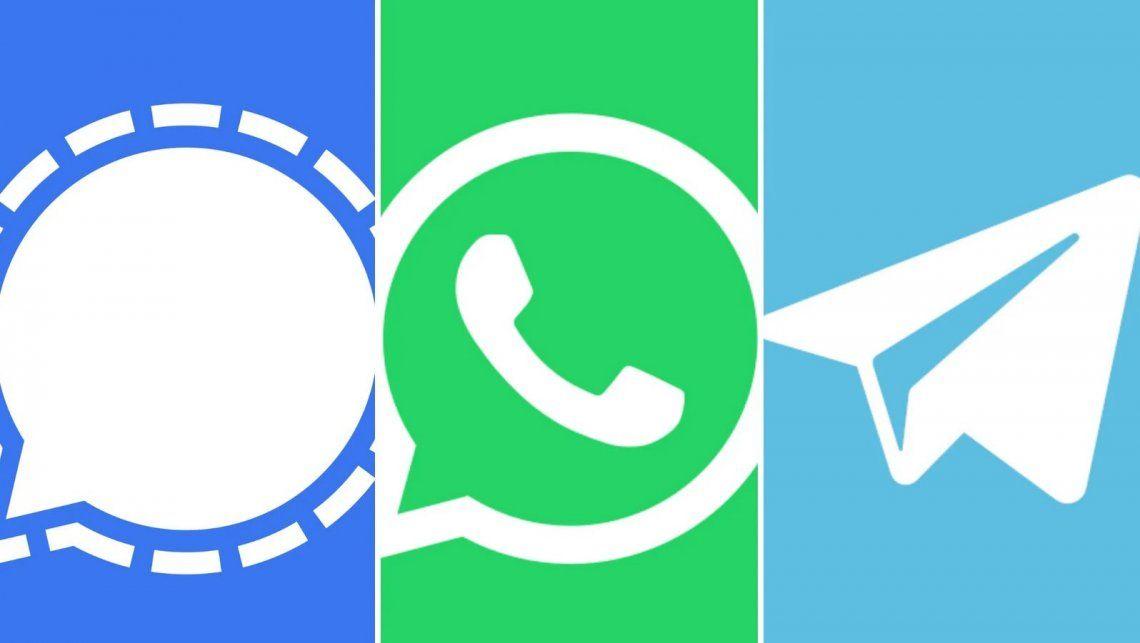 Signal: qué le envidian las demás apps de mensajería