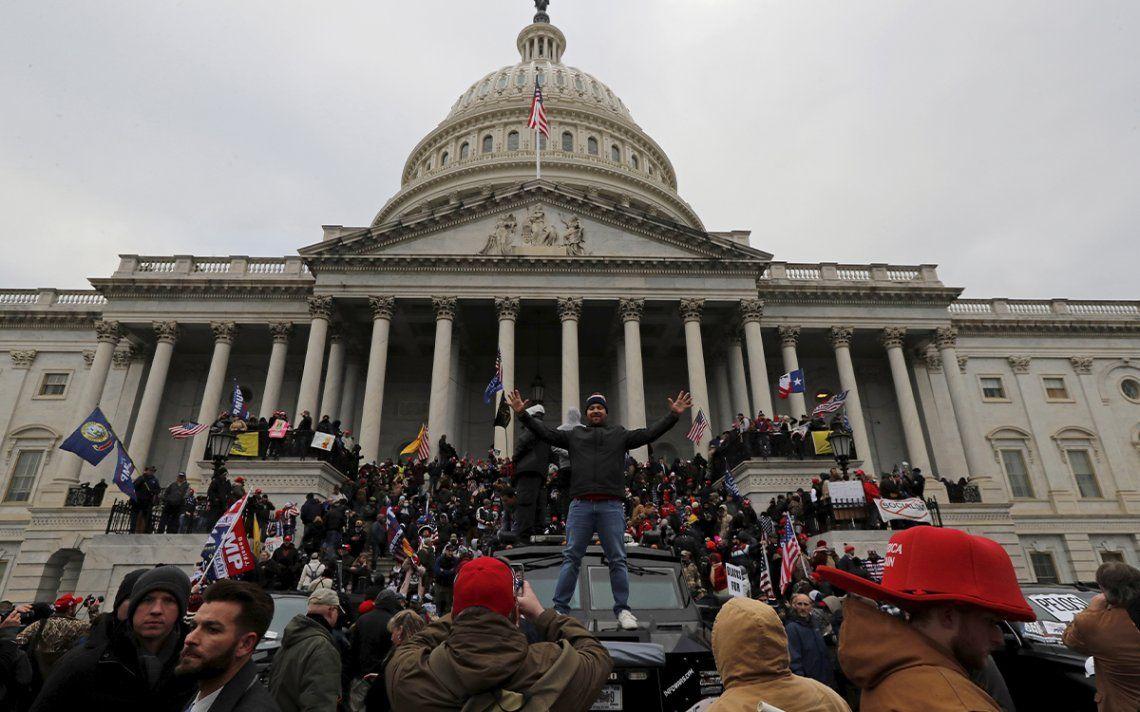 FBI - El asalto al Capitolio de Estados Unidos podría repetirse
