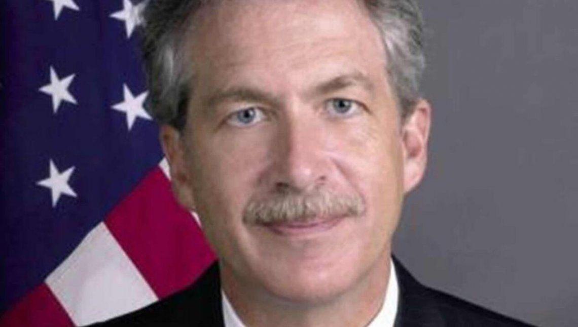William Burns fue designado como director de la CIA por Joe Biden