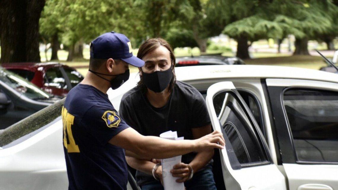 El marido de Carolina Píparo seguirá detenido