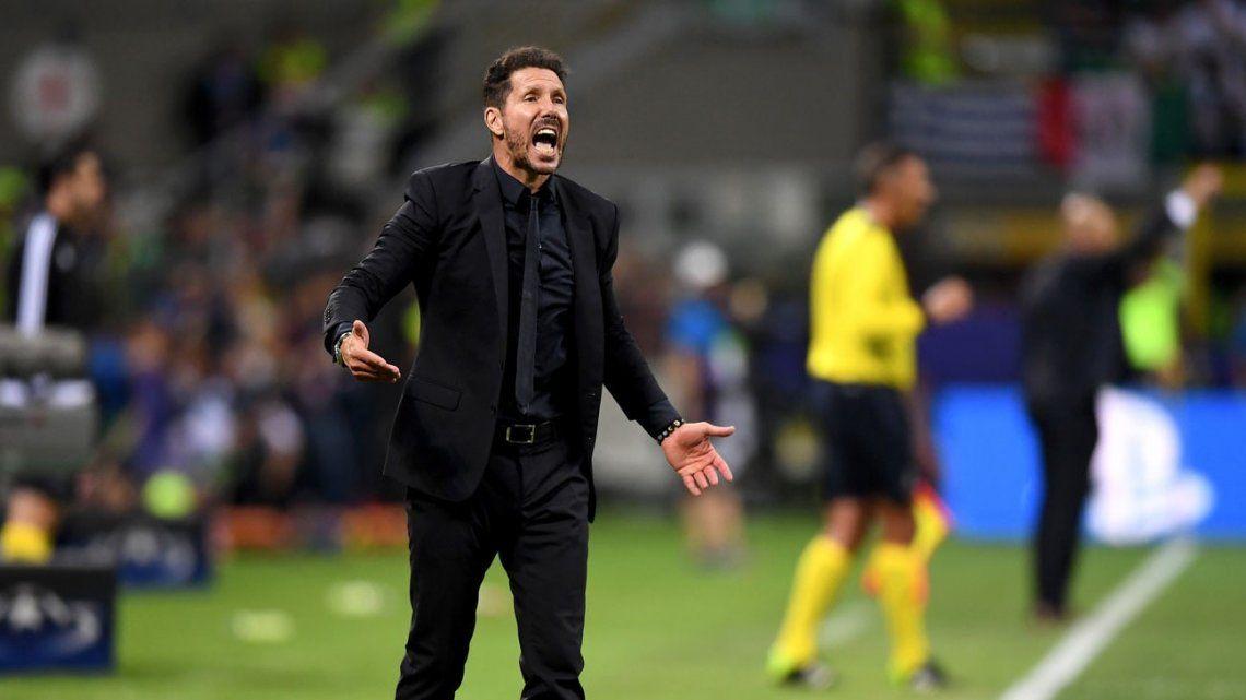 Diego Simeone: El mejor entrenador de la última década.