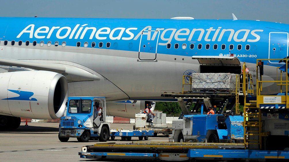 Vacuna Sputnik V: Aerolíneas Argentinas traerá una nueva partida.