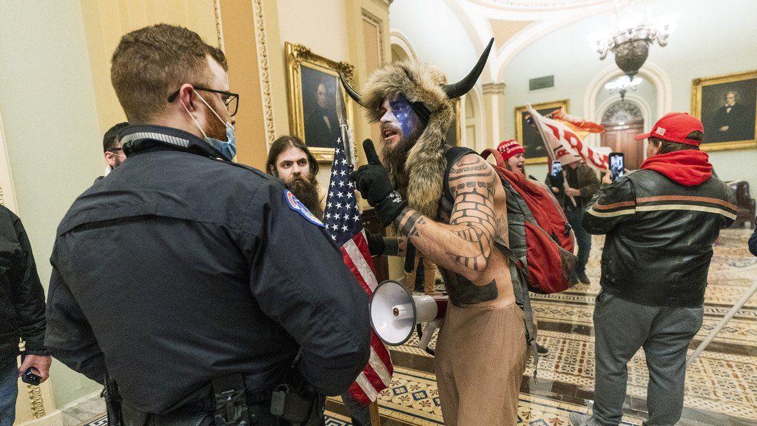 Capitolio: el particular Vikingo.