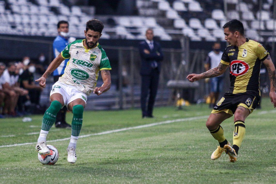 Defensa y Justicia se trajo un empate de Asunción y definirá la serie en Florencio Varela