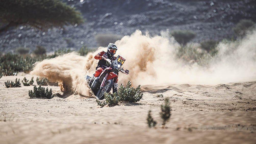 Rally Dakar 2021: un argentino primero en motos