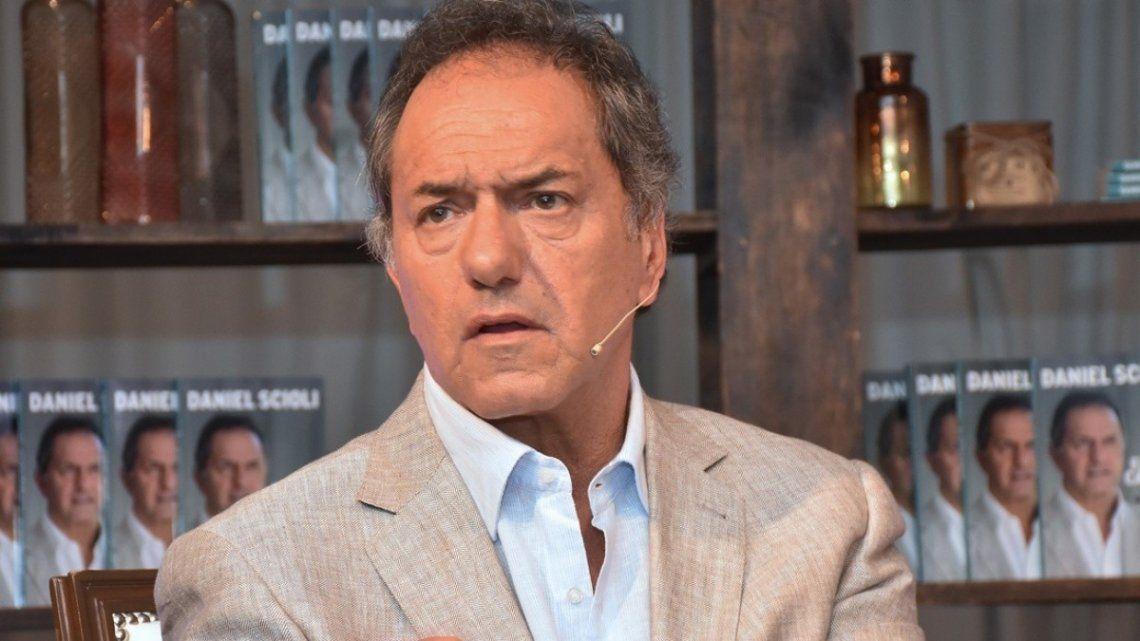 Daniel Scioli cumple 64 años