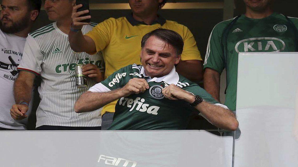 Para Bolsonaro