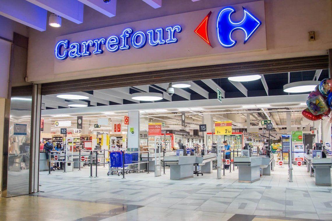 Carrefour enfrenta la oposición de Francia a su venta