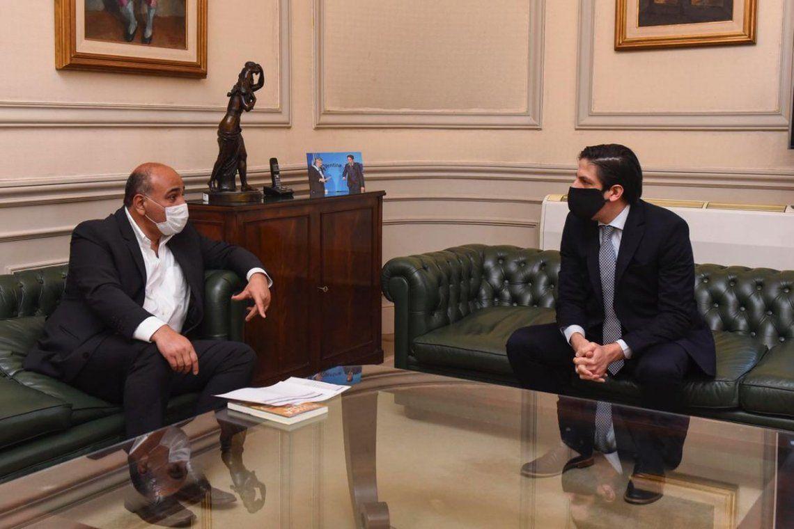 Tucumán: Trotta con el gobernador Manzur